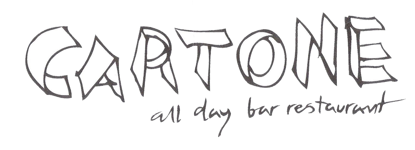 Cartone Gazi | All Day Bar Restaurant
